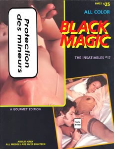 Black Magic (The Insatiables 17)
