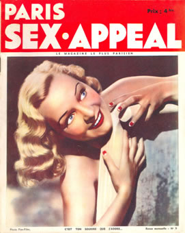Paris Sex Appeal n° 9