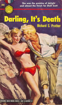 Richard S. Prather, Darling, It's Death